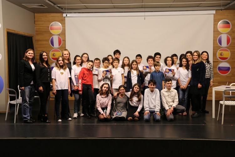2. Yabancı Diller Yarışması